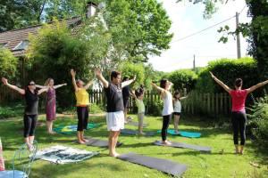 yoga rambouillet